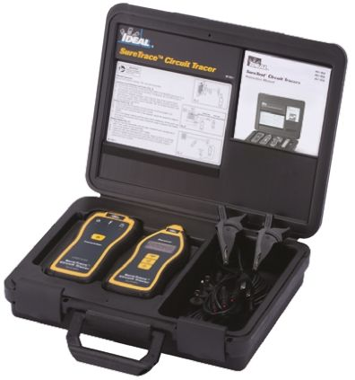 Ideal Sure Trace 957 Cable Tracer Kit CAT