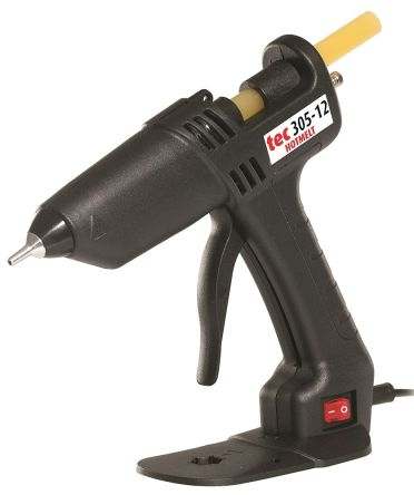 TEC305 Low Melt Hot Melt Glue Gun, UK Plug