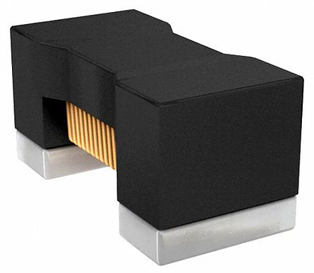 Murata, LQW18A, 0603 (1608M) Wire-wound SMD Inductor with a Ferrite Core, 200 nH ±2% Wire-Wound 120mA Idc Q:25