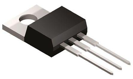 -15 V LDO Regulator, 500mA, 1-Channel Negative 3-Pin, TO-220 MC79M15CTG