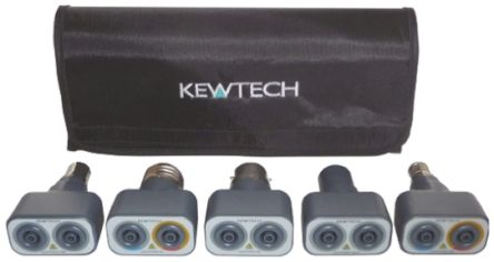 Lightmate Kit Mains Socket Tester, Accessory Type Adaptor, For Use With Light Fittings product photo