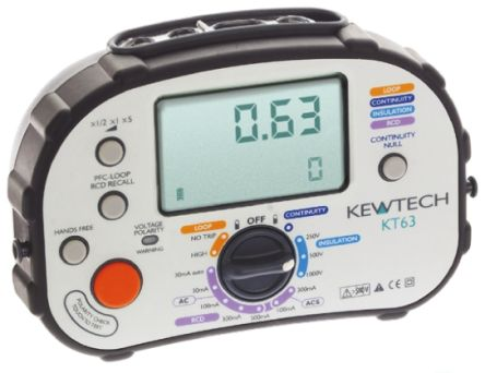 KT63 Electrical Tester product photo