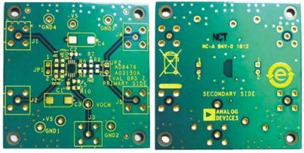 Analog Devices AD8476-EVALZ ADC Development Kit for AD8476