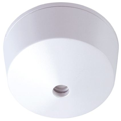 4 terminal White Ceiling Rose, 75mm Diameter, 250 V ac, 6 A