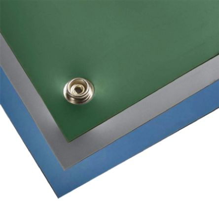 Blue Bench ESD-Safe Mat, 3m x 1.22m x 3mm