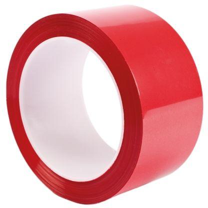 3M 850 Red Polyester 66m x 50mm Corner & Edging Tape