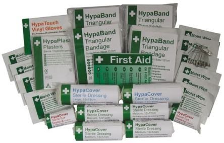 RS PRO First Aid Kit 20 Person Refill Kit