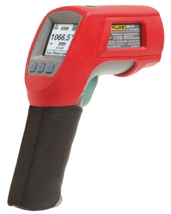 568EX Infrared Thermometer With RS Calibration