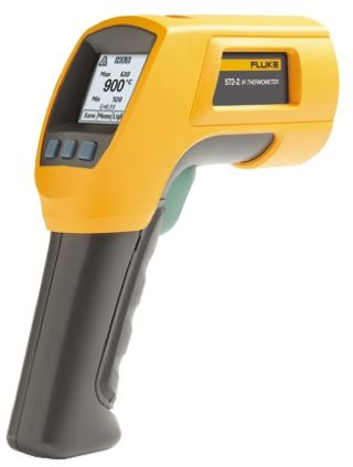 572 Infrared Thermometer With RS Calibration