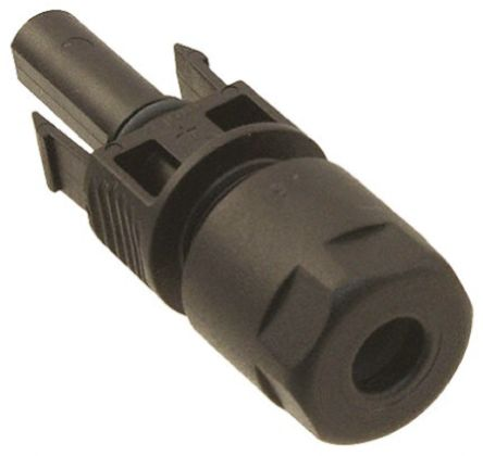 Female Cable Mount Solar Panel Connector Power Socket, Cable CSA2.5mm², Rated At 15A