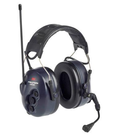 3M PELTOR LiteCom Speak & Listen Electronic Ear Defenders, 32dB
