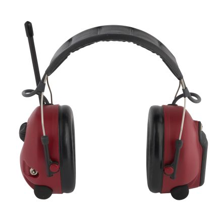 3M PELTOR Alert Listen Only Communication Ear Defender, 30dB