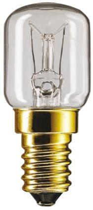 15 W Oven Bulb, E14 / SES, 230 → 240 V