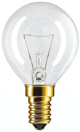 40 W Oven Bulb, E14 / SES, 240 V