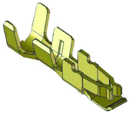 Molex 503765-0098 Контакт обжимного типа