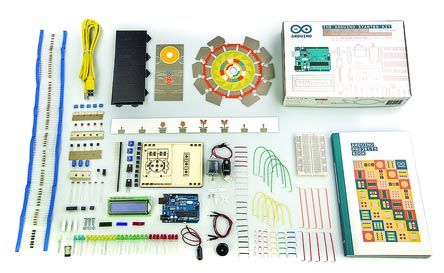 Arduino UNO Italian Version Starter Kit K010007