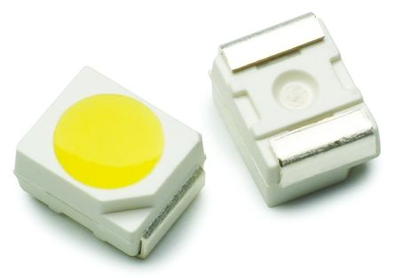Broadcom ASMT-UWB1-NX3H2, 3000K White LED, PLCC 2 SMD package | Broadcom |  RS Components Libya