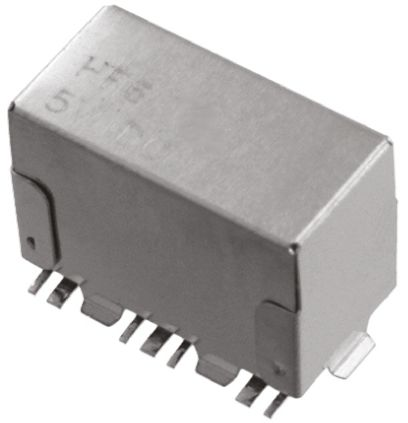 SPDT Surface Mount, High Frequency Relay 12V dc