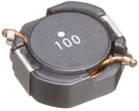 TDK CLF Series Type 10040 Shielded Wire-wound SMD Inductor with a Ferrite Core, 33 μH ±20% Wire-Wound 2.2A Idc