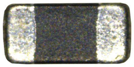 Murata Ferrite Bead (Chip Ferrite Bead), 1 x 0.5 x 0.5mm (0402 (1005M)), 1800Ω impedance at 100 MHz
