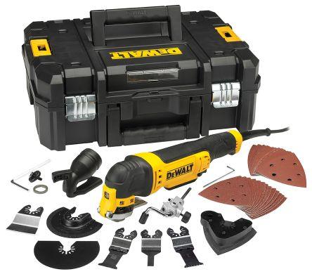 Dewalt DWE315KT 300W Oscillating Multi-Tool, 230V