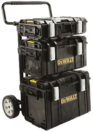 DEWALT Tough System DS450 Mobile Storage Stackable Modular Chest Tool Box