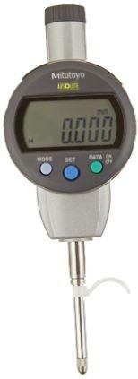Mitutoyo 543-470B Plunger Dial Indicator, Range 0  25.4 mm