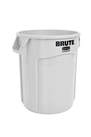 Rubbermaid Commercial Products Brute 75.7L White PE Dustbin