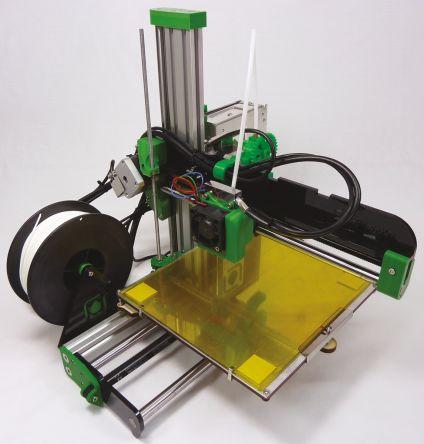 RepRapPro Ormerod 2 Full 3D Printer Kit