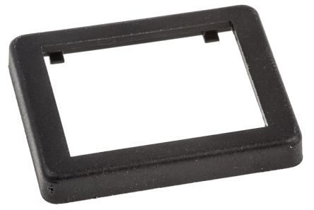 Arcolectric, Rocker Switch Bezel, For Use With Rocker Switches