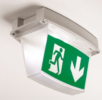Crompton Lighting Emergency Light Replacement For Use With