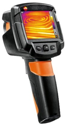 Testo 870-2 Thermal Imaging Camera, Temp Range: -20 → +280 °C 160 x 120pixel