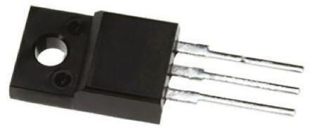 Toshiba IGBT, GT15J341, N-Canal, 15 A, 600 V, TO-220SIS, 3-Pines, 100kHz 50
