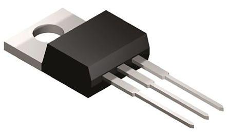 Toshiba MOSFET N-kanałowy TK40E06N1 60 V 60 A 3-Pin TO-220 50