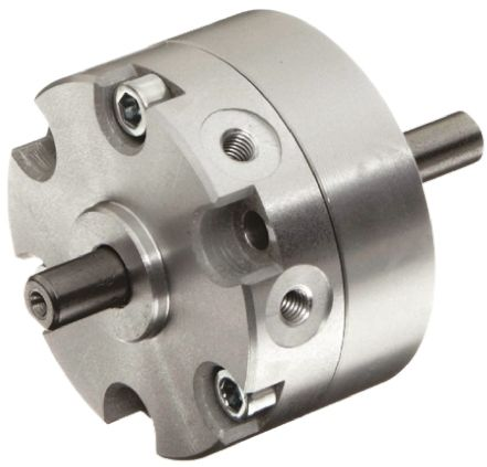 Rotary Actuator, Double Acting, 90° Swivel, 10mm Bore, product photo