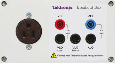 BB1000-UK Power Quality Analyser Transformer Set, Accessory Type Breakout Box, For Use With PA1000 product photo