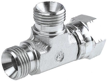A-SLT-254-RF 4 Pin Female Connector for Grinder Coolant System