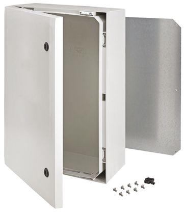 Polycarbonate Wall Box IP66, 300mm x 800 mm x 600 mm product photo