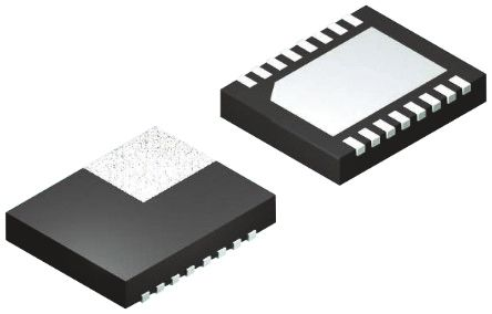 LDC1000NHRT, Inductance to Digital Converter, 16-Pin WSON