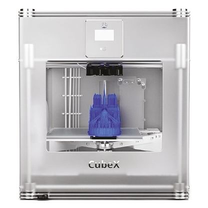 401383 3D Systems | 3D Systems Cube X 3D Printer UK-EU Plug | 799