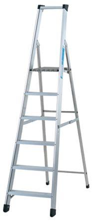 Zarges Aluminium Step Ladder 8 steps