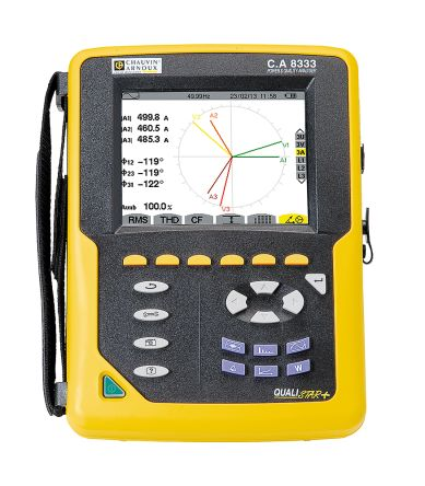 Chauvin Arnoux C.A 8333 Power Quality Analyser