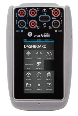 Druck Genii Multi Function Calibrator, 20mA, 30 V dc, 300V ac, 183 x 114 x 42mm, - RS Calibration