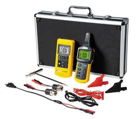 C.A 6681 Underground Cable Avoidance Tool Cable Locator, Cable Detection Depth 2.5m CAT III 300 V product photo
