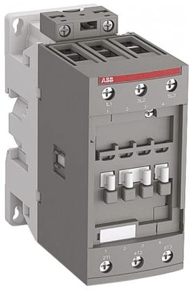 ABB 3 Pole Contactor, 125 A, 24 V ac/dc Coil, AF Range, 3NO, 37 kW