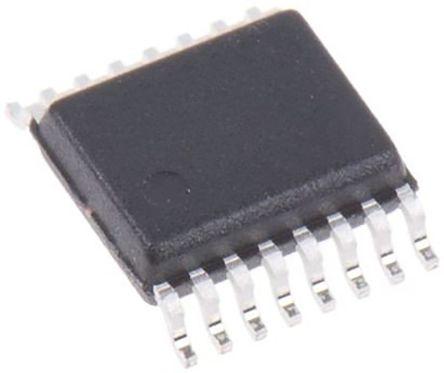 Analog Devices ADM12914-1ARQZ, Quad Voltage Supervisor 504mV max. 16-Pin, QSOP