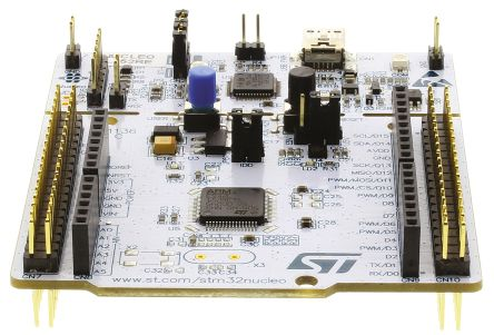STMicroelectronics STM32 Nucleo-64 MCU Development Board with STM32L152RET6  - NUCLEO-L152RE