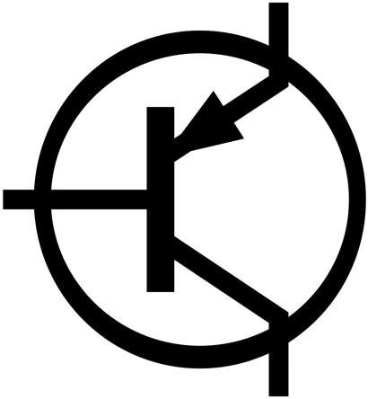 Schaltzeichen für PNP-Transistoren