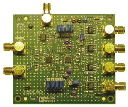 Analog Devices 50MHz I/Q Demodulator Evaluation Board for AD8333