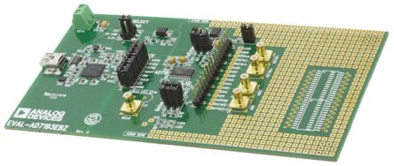 Analog Devices EVAL-AD7193EBZ 24-bit ADC Evaluation Board for AD7193